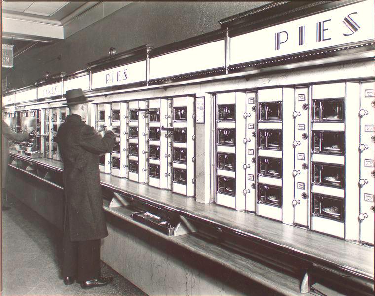 An automat